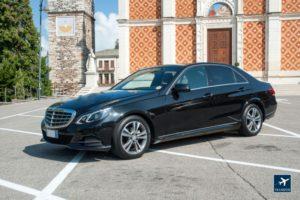 Mercedes 3 posti Classe E VIP (2014) nera
