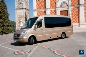 Minibus 16 posti Mercedes