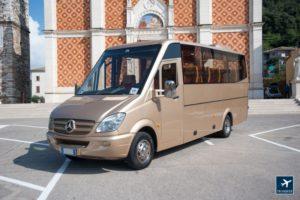 Minibus 19 posti Mercedes