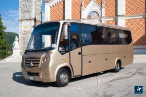 Minibus 30 posti Mercedes